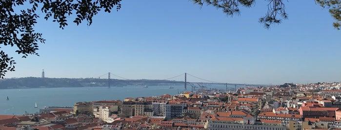 Miradouro do Castelo de São Jorge is one of Lisboa.