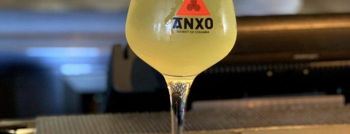ANXO Cidery & Pintxos Bar is one of Food/Drink Favorites: DC & Northern Virginia.