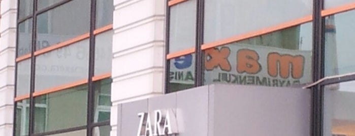 Zara is one of istanbul.