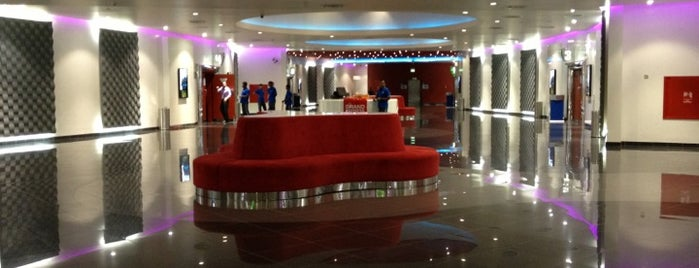 VOX Cinemas is one of Must Visit Dubai #4sqCities.