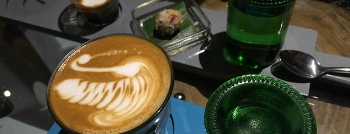 Seniman Coffee Studio is one of Travel Guide to Bali.