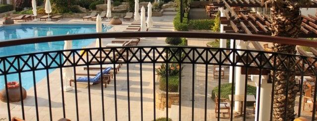 The Annabelle Hotel Paphos is one of Posti che sono piaciuti a Alinutza.