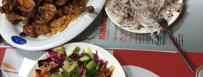 Kırmızzı Restoran is one of Posti che sono piaciuti a 🅱urak.