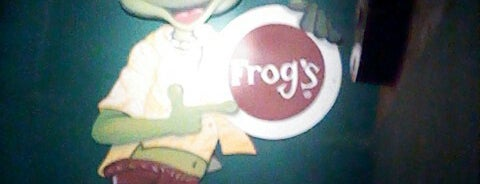 Frog's is one of para comer.