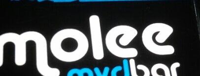 Molee Bar is one of Orte, die Agustin gefallen.