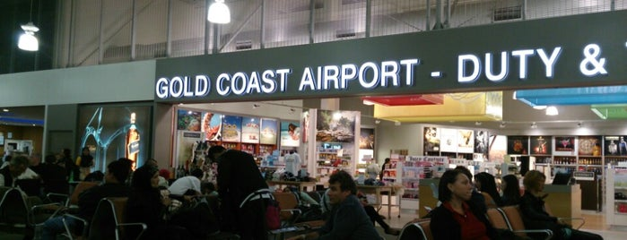 Gold Coast Airport (OOL) is one of World AirPort.