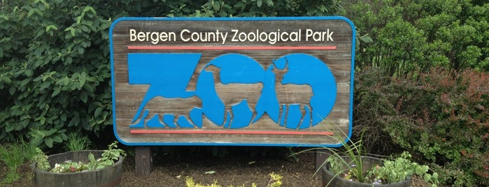 Bergen County Zoological Park is one of Crystal Springs Adventure 2021.