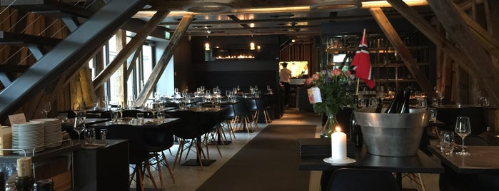 Conradis Bar & Restaurant is one of White Guide Nordic 2015: High Class.