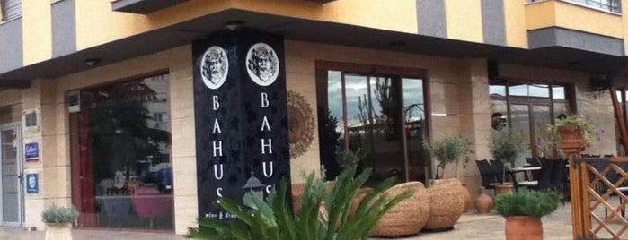 Bahus is one of Montenegro Wifi spots.