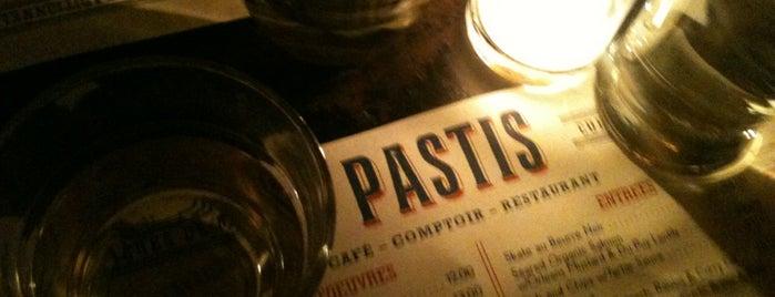 Pastis is one of Manhattan Favorites.