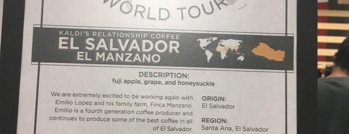 Kaldi's Coffee is one of Tempat yang Disukai Nicole 🌸.