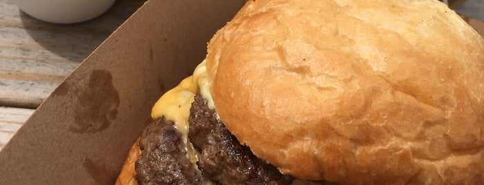 Brasswell is one of Burger fix.
