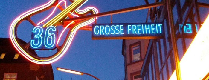 Große Freiheit 36 is one of Fav Deutsche Places.