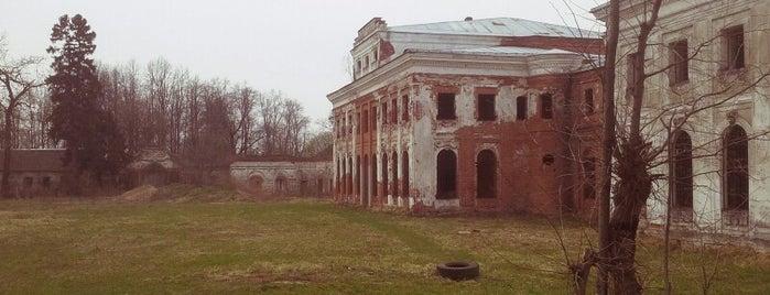 Усадьба Чернышёвых is one of Gespeicherte Orte von Егоров.