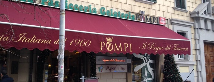Pompi is one of La Mejo Pappa in Town - Roma.