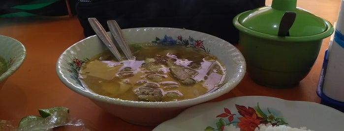 Soto Gebrak is one of Food 1.