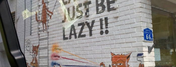 Lazy Fox Hostel is one of Korea.