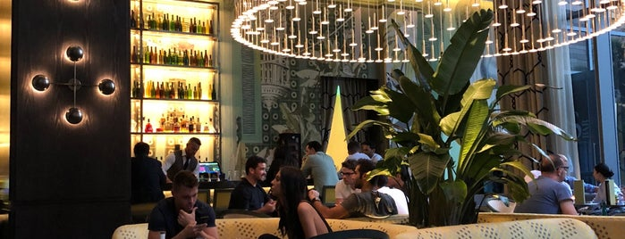 S Bar At Sls Lux Brickell is one of Miami Favorites.