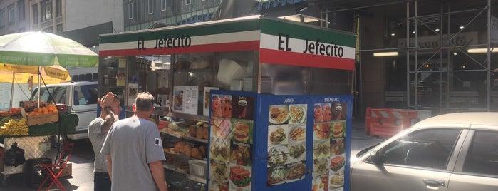 El Jefecito is one of Joshさんのお気に入りスポット.