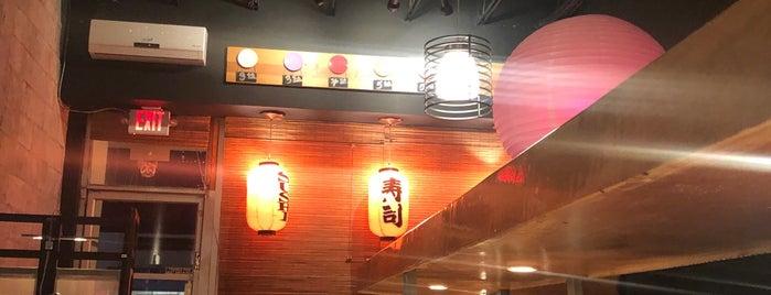 Sushi Lucy is one of Amie : понравившиеся места.