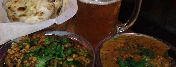 Dhaba is one of Actual good places in Murray Hill.