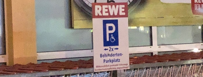 REWE is one of Lieux qui ont plu à Marcel.