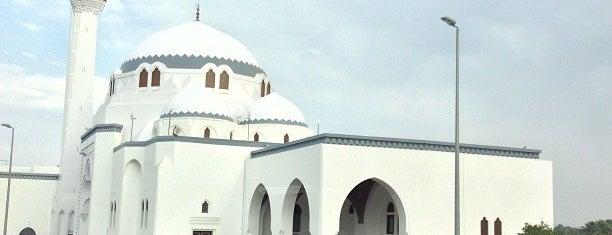 Masjid Al Jumaa is one of Holy Places & Sites of Region Hejaz.