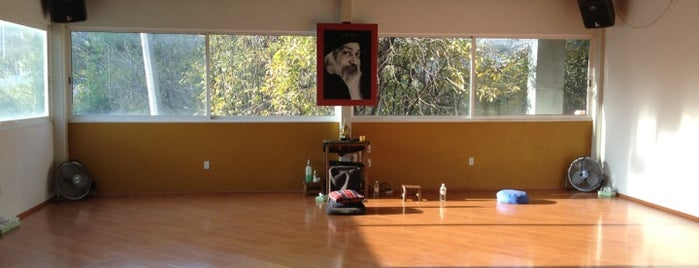 Osho Meditation Center is one of Must.
