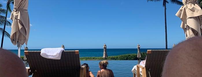 Four Seasons Resort at Ko Olina is one of Hawaii 2018.