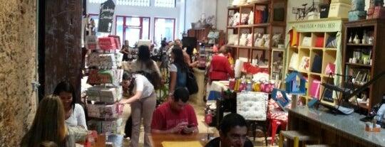 Besi Decoração e Café is one of Wallace'nin Kaydettiği Mekanlar.