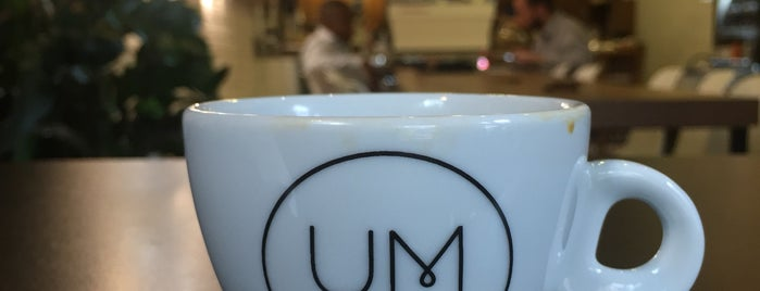 Um Coffee Co. is one of SÃO PAULO - Itaim.