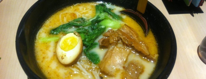 Ajisen Ramen is one of near home.
