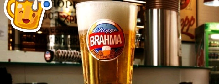 Quiosque Chopp Brahma is one of Luisさんのお気に入りスポット.