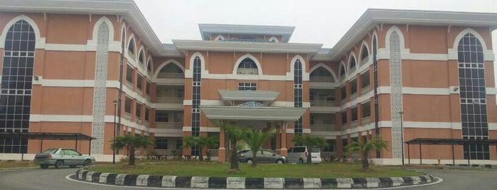 Kolej Universiti Islam Pahang Sultan Ahmad Shah (KUIPSAS) is one of Learning Centers #2.