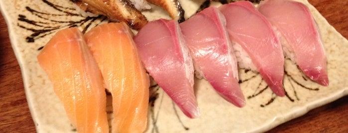 Kame Sushi is one of Osaka.