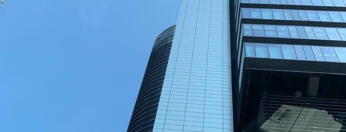 Torre PWC is one of Ruta Colorea Madrid por el Skyline de Madrid.