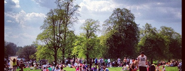 Hyde Park is one of London Favorites.