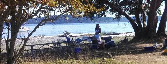 Blake Island State Park is one of Bremerton.