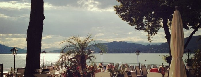 Restaurant Maria Loretto is one of Wörthersee Top places.