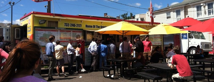 Rutgers Grease Trucks is one of Guide to New Brunswick's best spots.