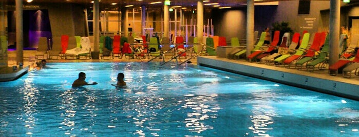 Therme Wien is one of Best sport places in Vienna.