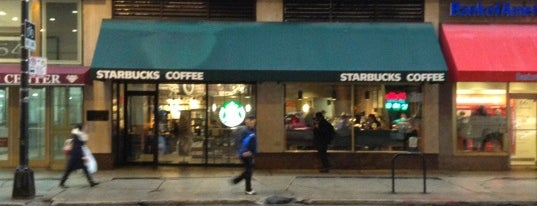 Starbucks is one of ChiTown Starbucks.