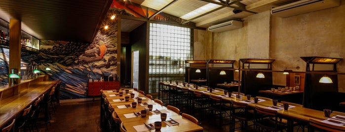 Kumo Izakaya & Sake Bar is one of Melbourne.