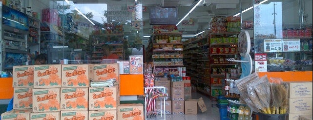 KK Supermart is one of Lugares guardados de Lover.