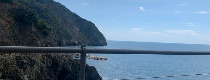 Bar E Vini A Piè De Mà is one of Cinque Terre, Italy.