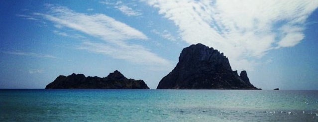 Cala d'Hort is one of Ibiza EDM Summer.