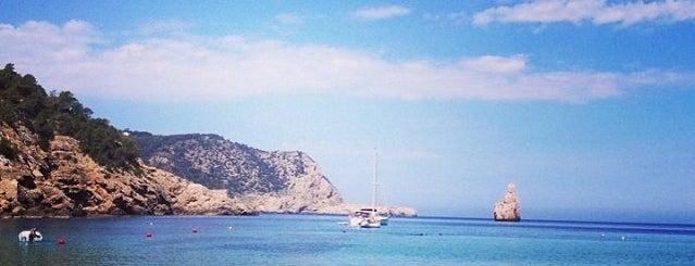Cala Benirràs is one of Ibiza, baby!.