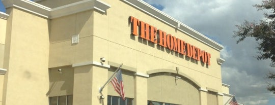The Home Depot is one of Places in Carson.