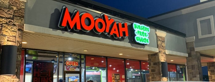 MOOYAH Burgers, Fries & Shakes is one of North Texas favs.