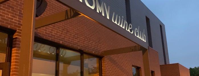 Anatomy Wine Club is one of OKC.